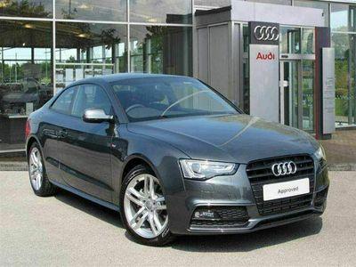 used Audi A5 2.0TDI quattro S Line