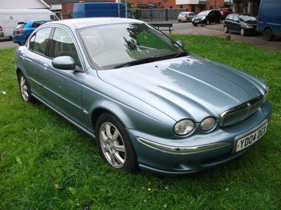 used Jaguar X-type 2.0d SE 4dr