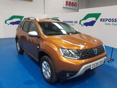 used Dacia Duster 1.0 TCe Comfort (s/s) 5dr