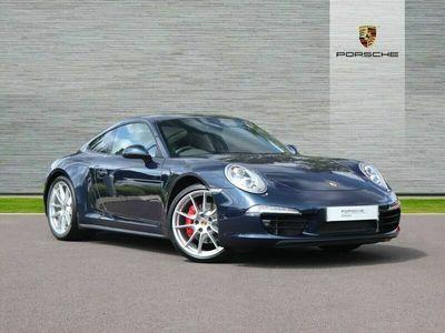 used Porsche 911 Carrera 4S 3.8 Coupe PDK