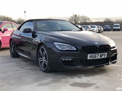 used BMW 640 Cabriolet 3.0 640i GPF M Sport Auto (s/s) 2dr