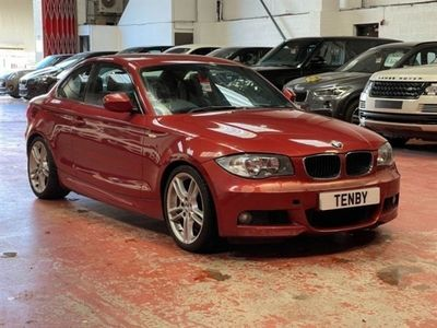 used BMW 120 1 Series d M Sport 2dr Step Auto