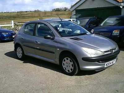 used Peugeot 206 AUTOMATIC S
