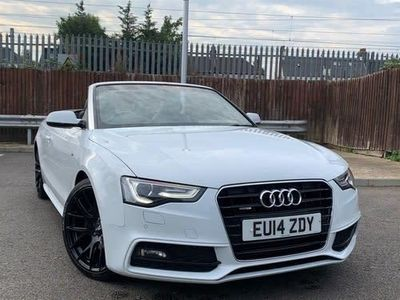 used Audi Cabriolet CABRIOLET 2.0L TFSI S line Special EditionS Troni