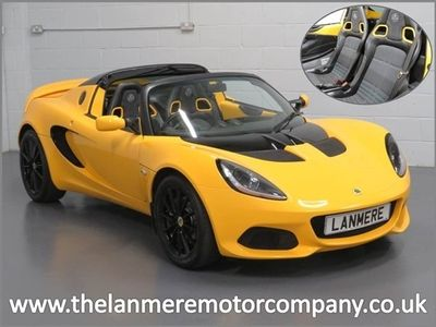 used Lotus Elise S 1.8 2dr