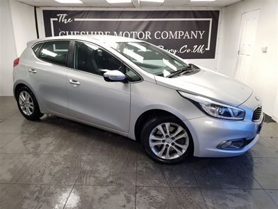 used Kia cee'd 1.6 CRDI 2 5d + SERVICE HISTORY + 1 FORMER KEEPER + CLICK AND COLLECT OPTIONS AVAILABLE