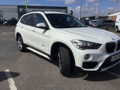 used BMW X1 sDrive 18d Sport 5dr