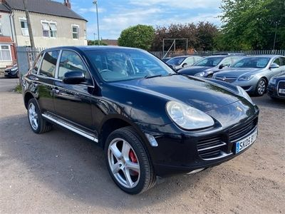 used Porsche Cayenne S 5dr Tiptronic S 4.5