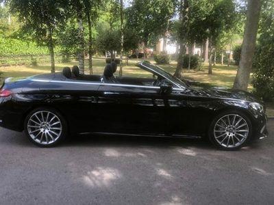 used Mercedes C200 C-Class CabrioletAMG Line Premium Plus 9G-Tronic Plus auto 2d