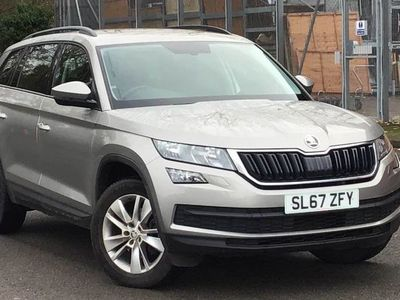 used Skoda Kodiaq 2.0 TDI SE Technology 4x4 5dr
