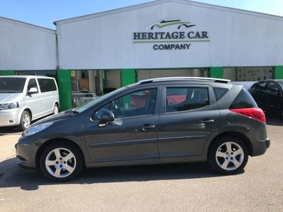 used Peugeot 207 1.6 VTi Sport 5dr