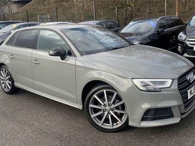 used Audi A3 35 TFSI Black Edition 5dr S Tronic Auto