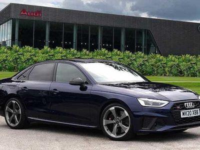 used Audi S4 Saloon Black Edition TDI 347 PS tiptronic