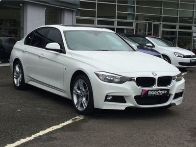 used BMW 320 3 Series d xDrive M Sport 4dr