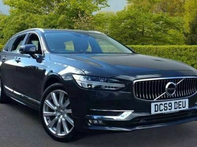 used Volvo V90 D4 Inscription Plus Automatic (19'' Alloy Wheels)