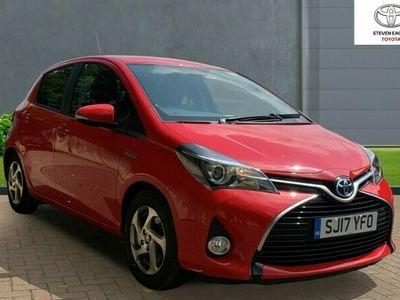 used Toyota Yaris Hybrid 1.5 Icon 5-Dr