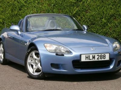 used Honda S 2000 2.0 GT 2dr