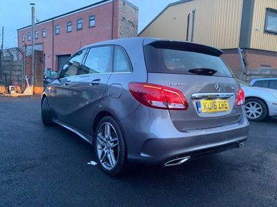used Mercedes B180 B Class 1.5AMG Line (Executive) 7G-DCT (s/s) 5dr