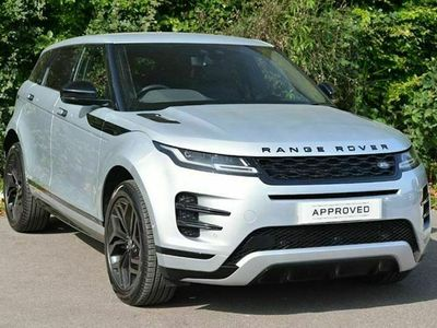 used Land Rover Range Rover evoque P300 R-DYNAMIC HSE Petrol MHEV