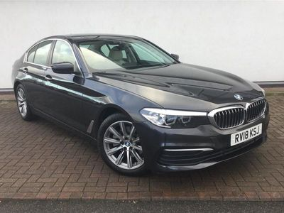 used BMW 520 5 Series d SE Saloon 2.0 4dr
