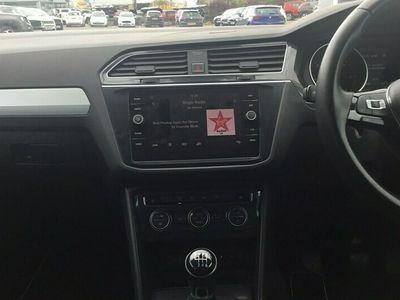 used VW Tiguan 2.0 TDI SE Navigation SUV 5dr Diesel (s/s) (150 ps)