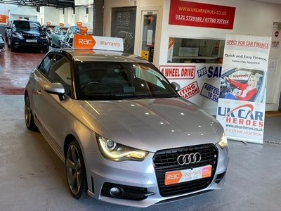used Audi A1 S/S 1.4 TFSI PETROL S LINE BLACK EDITION 140 BHP