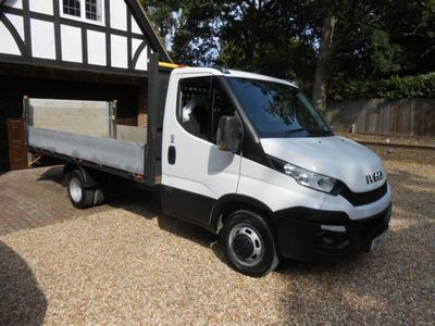 used Iveco Daily 2.3TD 35C13 DROPSIDE WITH TAIL LIFT DRW, 2016, not known, 144000 miles.