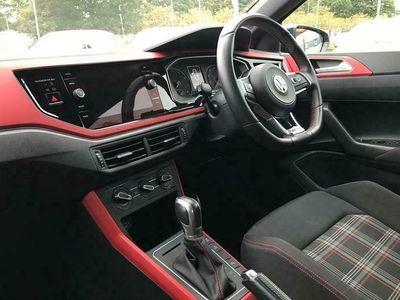 used VW Polo MK6 Hatchback 5Dr 2.0 TSI 200PS GTI DSG