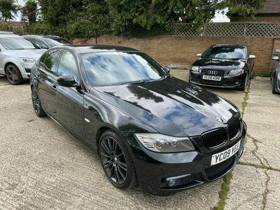 used BMW 318 3 Series 2.0 i M Sport 4dr