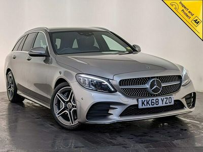 used Mercedes C300 C Class 2.0AMG Line G-Tronic+ (s/s) 5dr