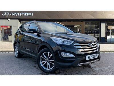 used Hyundai Santa Fe 2.2 CRDi Premium 5dr Auto [5 Seats]