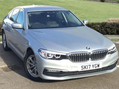 used BMW 520 5 SERIES 2017 Springfield d xDrive SE 4dr Auto