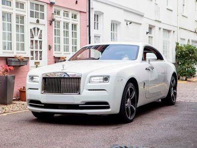 used Rolls Royce Wraith -