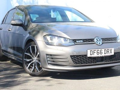 used VW Golf 2.0 Tdi Gtd 5Dr Dsg [Nav]