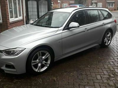 used BMW 320 3 Series 2.0 d M Sport Touring (s/s) 5dr