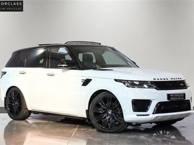used Land Rover Range Rover Sport 3.0 SD V6 Autobiography Dynamic Auto 4WD (s/s) 5dr