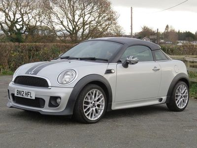 used Mini Cooper Coupé 1.6 3dr