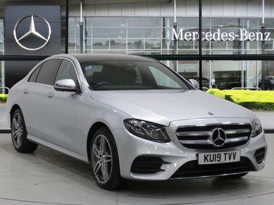 used Mercedes E400 E-Class4Matic Amg Line Premium Plus 4Dr 9G-Tronic