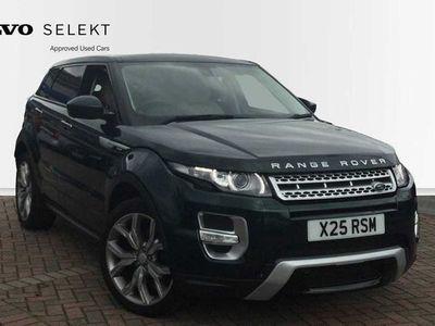 used Land Rover Range Rover evoque 2.2 SD4 Autobiography Hatchback 5dr