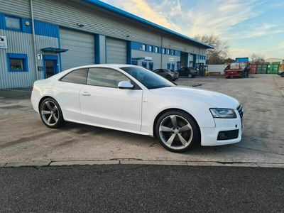 used Audi A5 2.0 TFSI Black Edition 2dr
