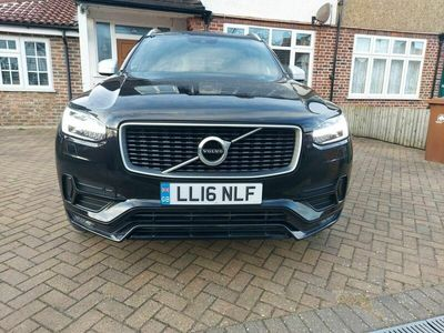 used Volvo XC90 2.0 D5 R-Design Geartronic 4WD (s/s) 5dr