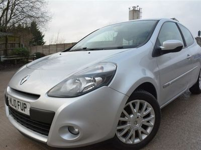 used Renault Clio 1.1 DYNAMIQUE TOMTOM 16V 3d 74 BHP