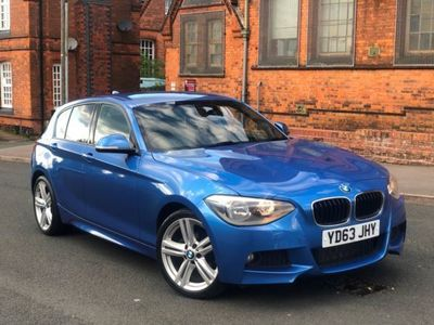 used BMW 118 1 Series d M Sport 5dr Step Auto 1 Series