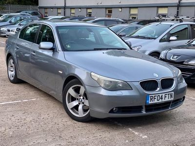 used BMW 525 5 Series 2.5 i SE 4dr