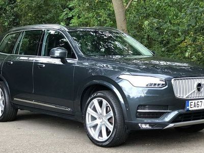 used Volvo XC90 II T6 AWD Inscription Automatic Pro Xenium pack, Winter pack, Intellisafe surround