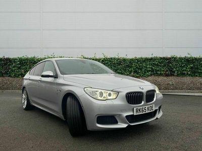 used BMW 520 Gran Turismo 5 SERIES D M SPORT 520d M Sport 5dr Step Auto Hatchback 2.0