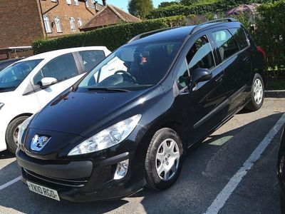 used Peugeot 308 SW 1.6 HDi FAP S 5dr