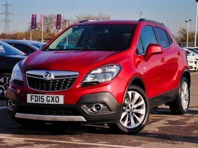 used Vauxhall Mokka 1.7 CDTi SE 5dr 4WD