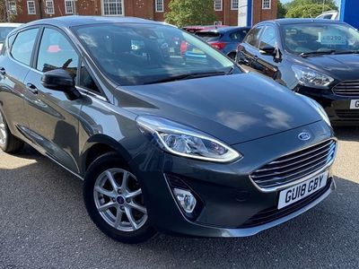 used Ford Fiesta ZETEC 1.1 85ps 5dr