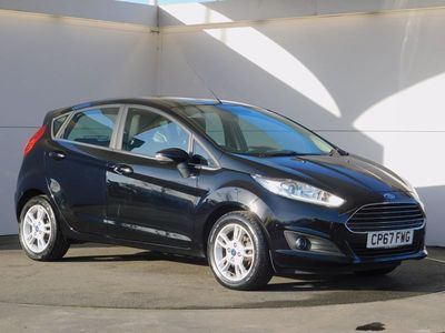 used Ford Fiesta 1.0 Ecoboost Zetec 5Dr Powershift